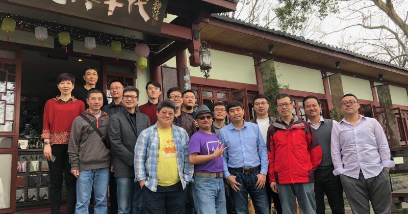 把系统思考带给更多人-2018年3月杭州聚会